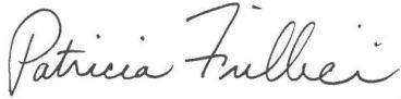 Principal Frillici Signature